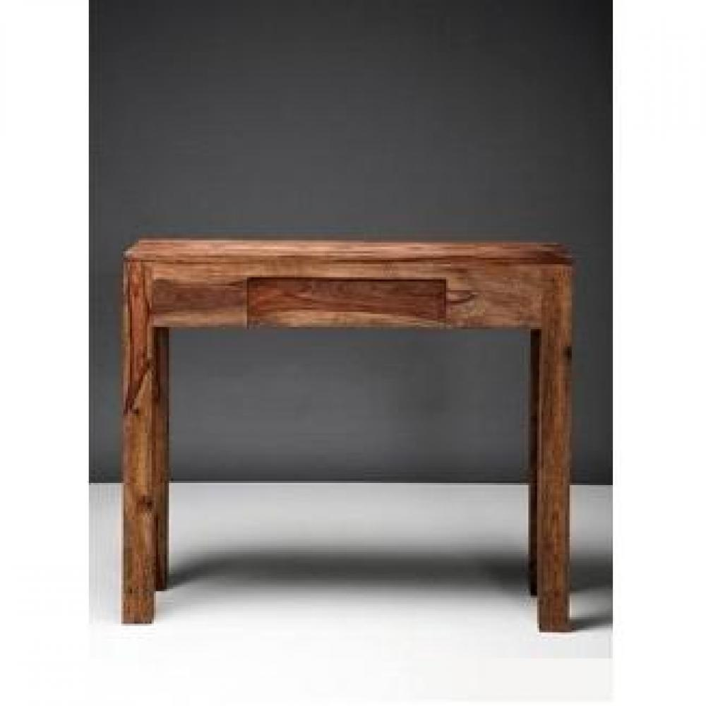 consoles tables et chaises console wood en bois massif. Black Bedroom Furniture Sets. Home Design Ideas