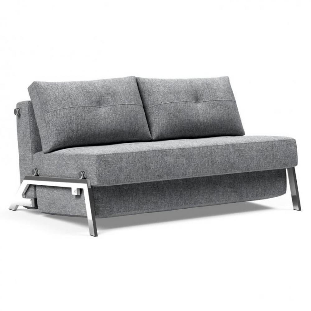 Canap lit design cubed gris convertible 200 140 cm ebay - Canape convertible definition ...