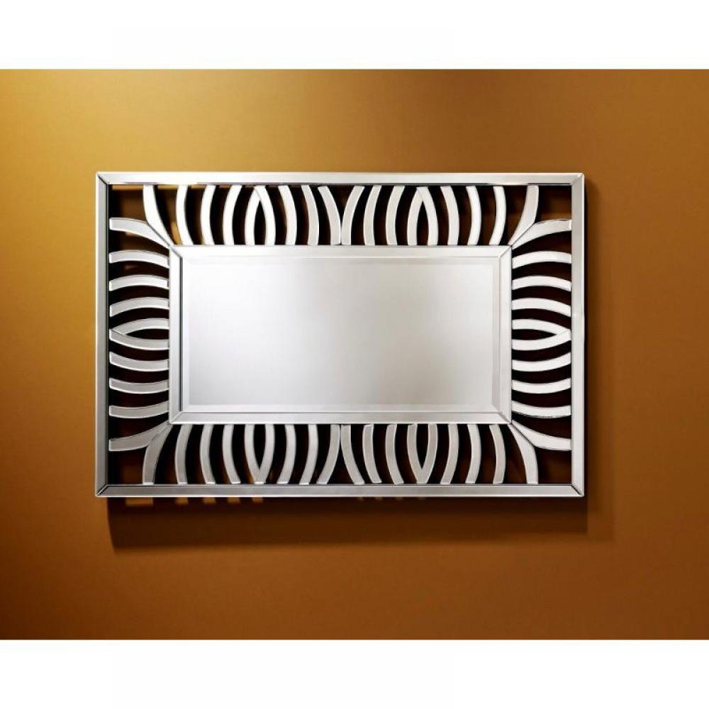Miroirs d corations cusco miroir mural design zebre for Miroir zebre