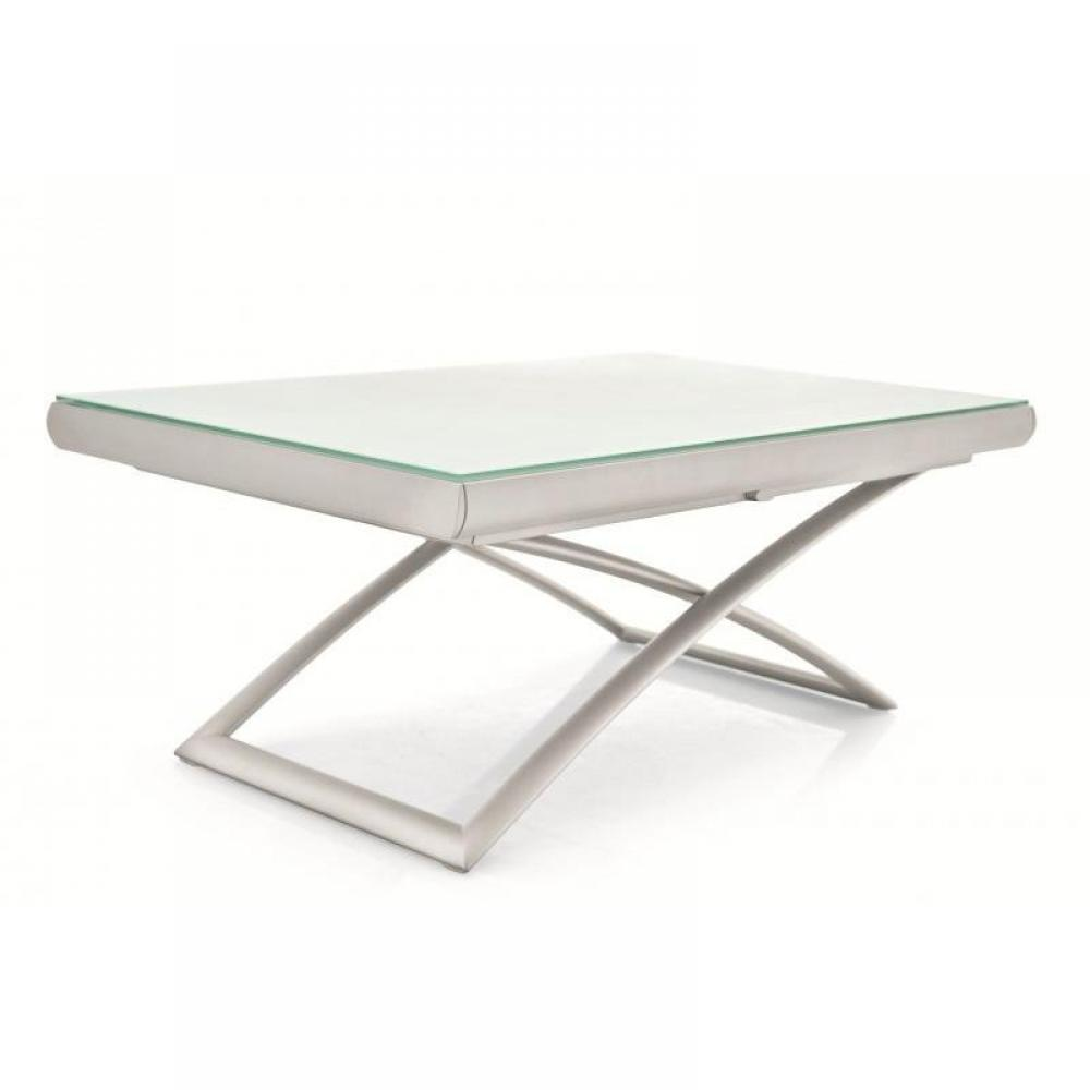 Tables basses tables et chaises table calligaris for Table extensible calligaris