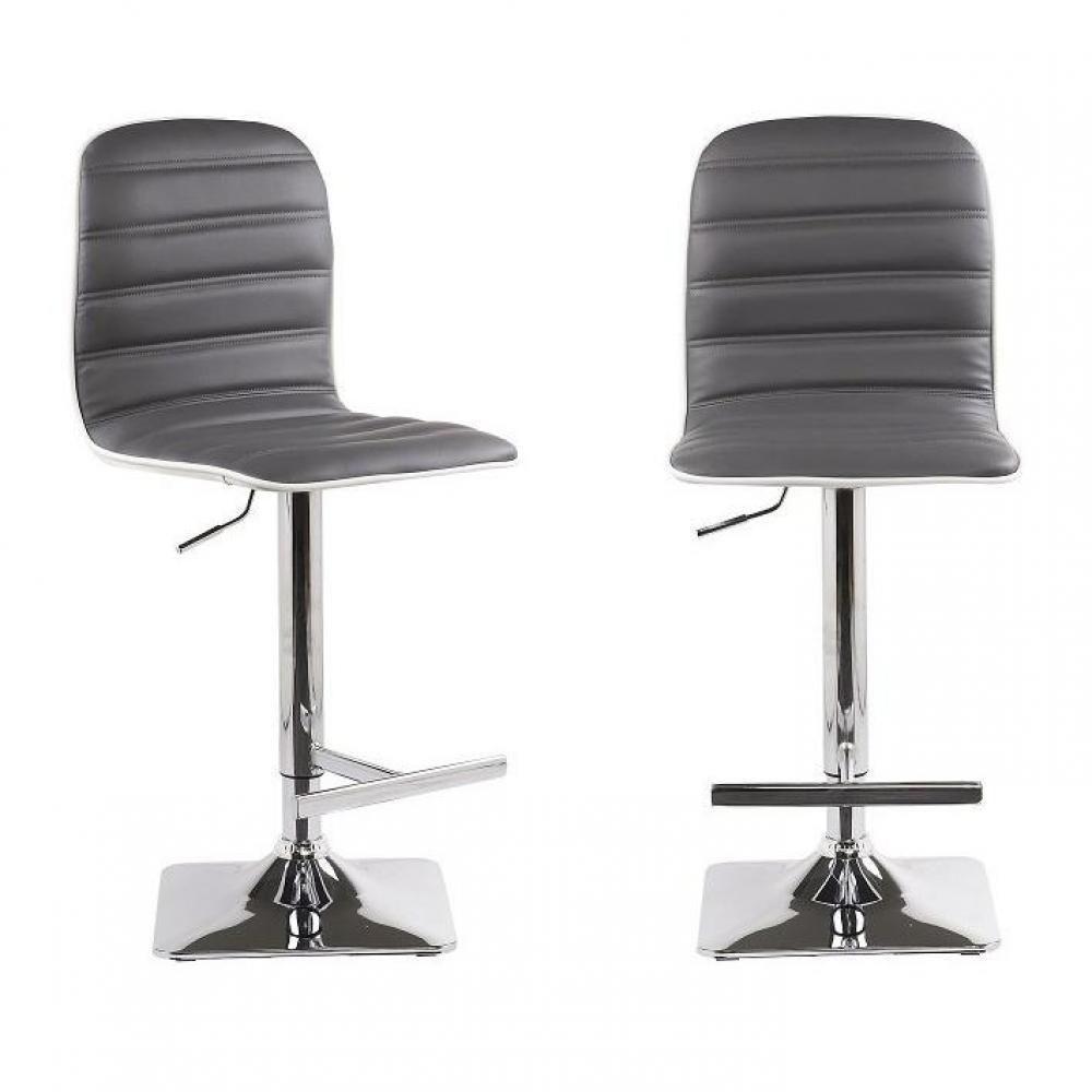 tabourets de bar meubles et rangements lot de 2. Black Bedroom Furniture Sets. Home Design Ideas