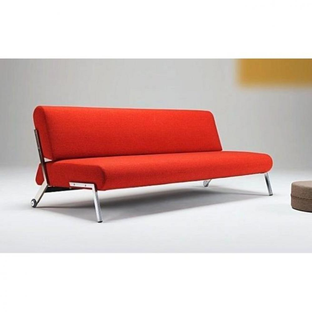 Canap s convertibles design canap s syst me rapido - Canape rouge convertible ...