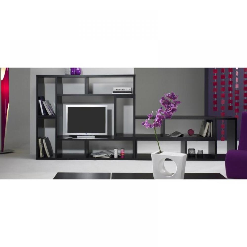 biblioth ques tag res meubles et rangements domino tag re modulable weng 3 casiers inside75. Black Bedroom Furniture Sets. Home Design Ideas