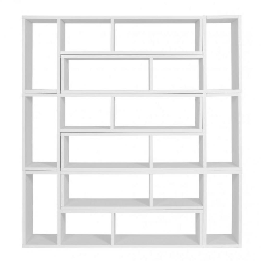 biblioth ques tag res meubles et rangements domino 3. Black Bedroom Furniture Sets. Home Design Ideas