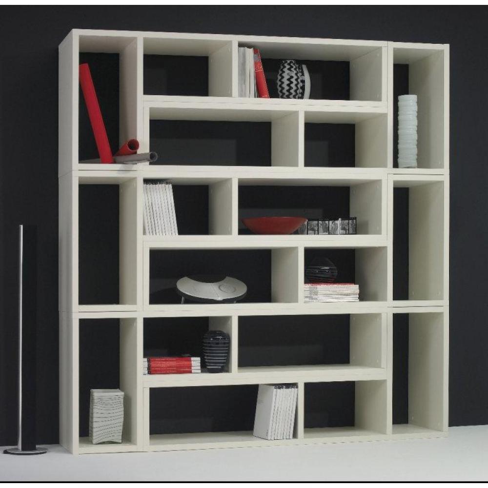 Bibliotheque meuble modulable