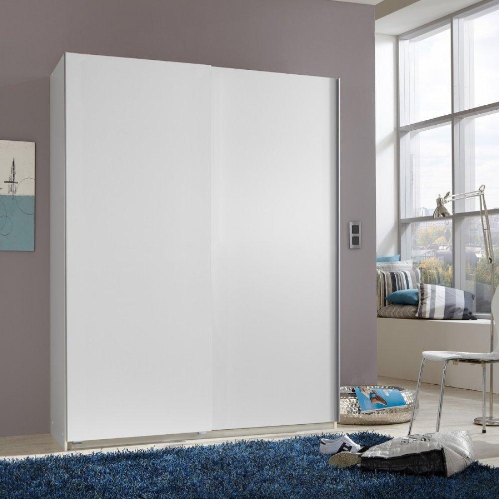 Dressings et armoires meubles et rangements dressing portes coullissantes - Dressing blanc laque ...