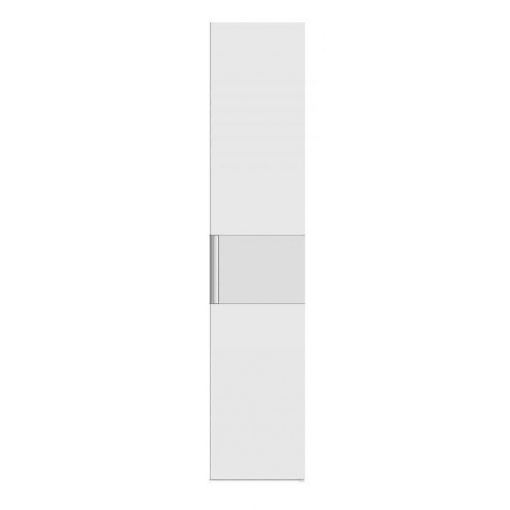 dressings et armoires meubles et rangements dressing penderie paris une porte battant blanc. Black Bedroom Furniture Sets. Home Design Ideas