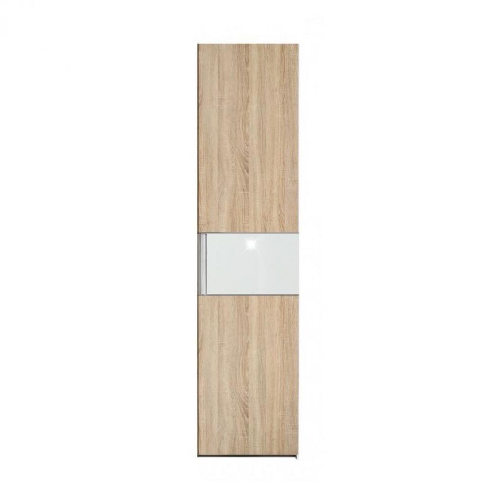 dressings et armoires chambre literie dressing penderie paris une porte battant chene et. Black Bedroom Furniture Sets. Home Design Ideas