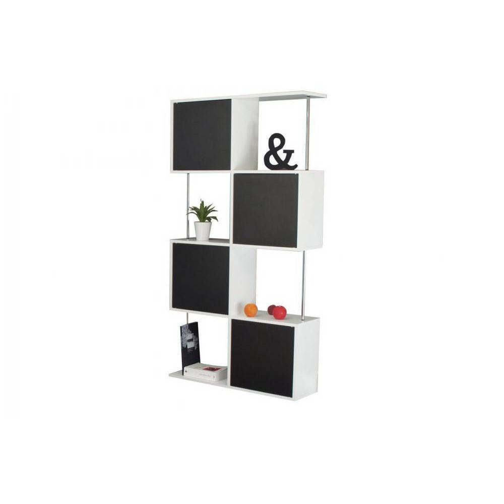 Biblioth ques tag res meubles et rangements box tag re for Meuble etagere avec porte