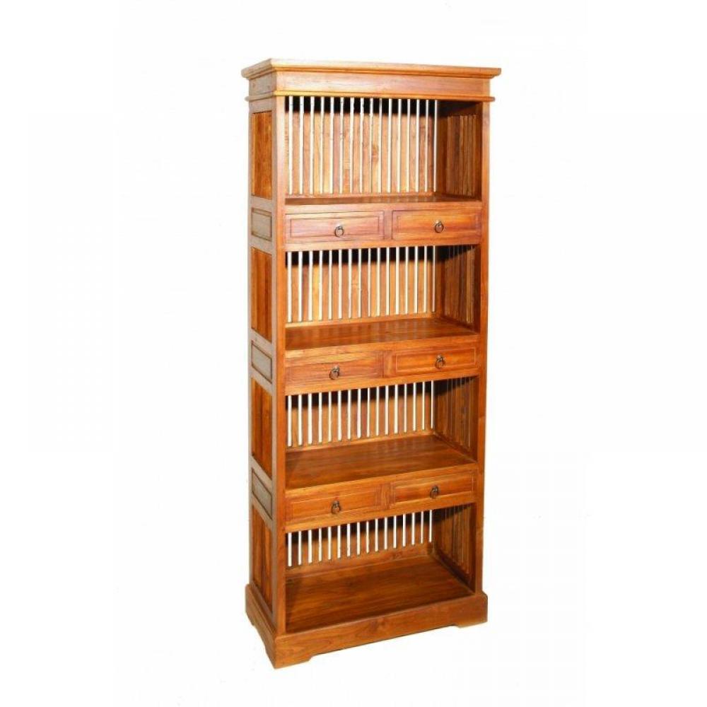 Biblioth ques tag res meubles et rangements biblioth que tag re api 3 tab - Etagere bibliotheque bois massif ...