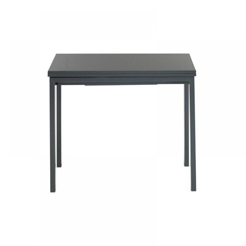 Consoles extensibles tables et chaises evolutive console design extensible - Console extensible gris laque ...