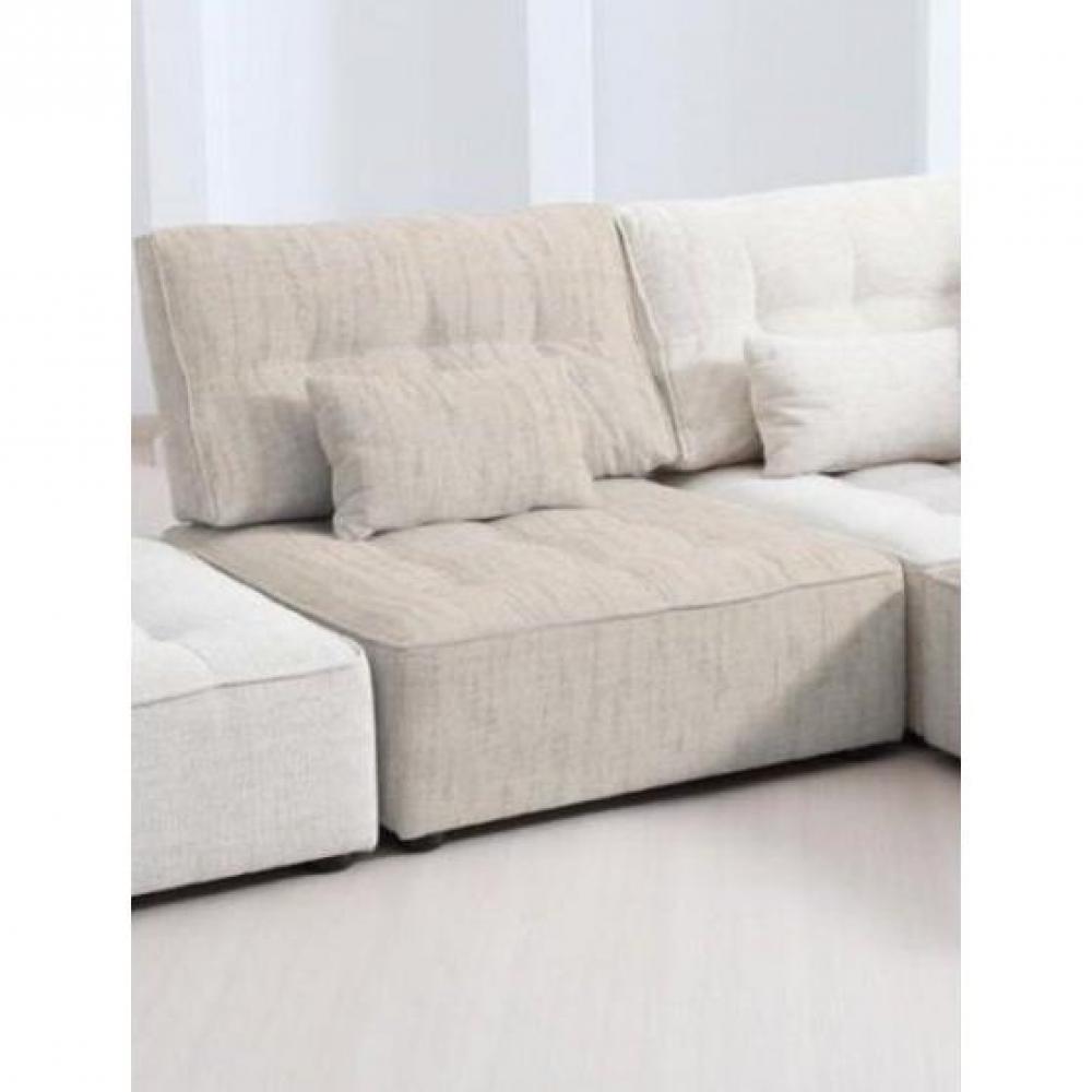 fauteuils design canap s et convertibles fama chauffeuse modulable arianne love beige 1 place. Black Bedroom Furniture Sets. Home Design Ideas