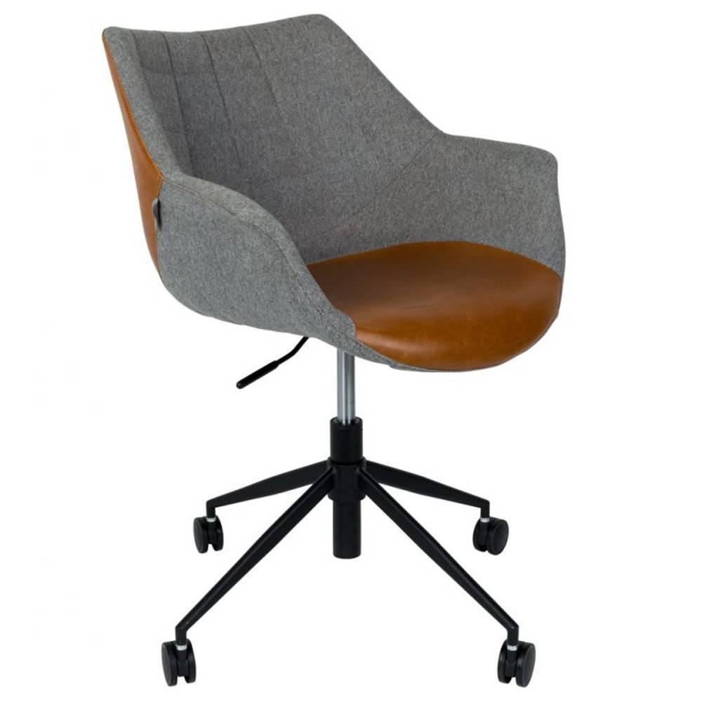 chaises de bureau tables et chaises zuiver fauteuil de. Black Bedroom Furniture Sets. Home Design Ideas