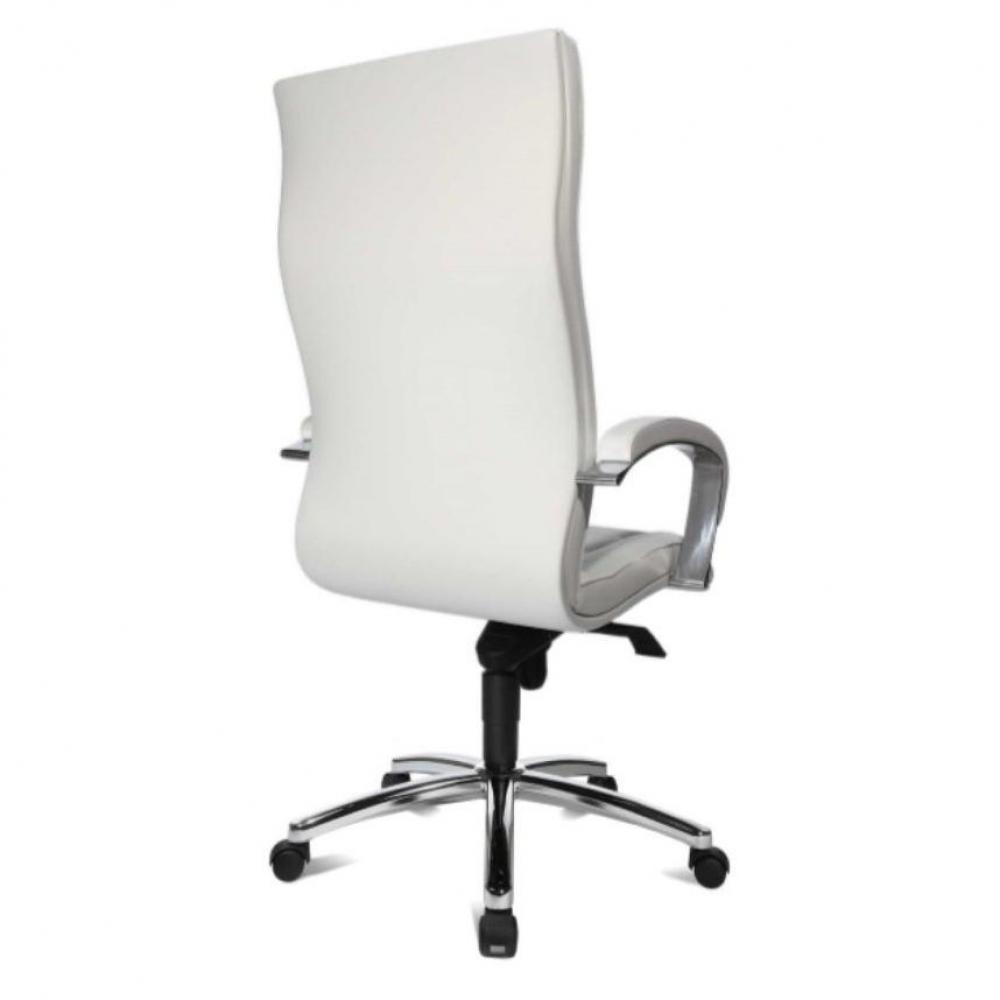 Fauteuils de bureau meubles et rangements fauteuil de - Fauteuil bureau blanc ...