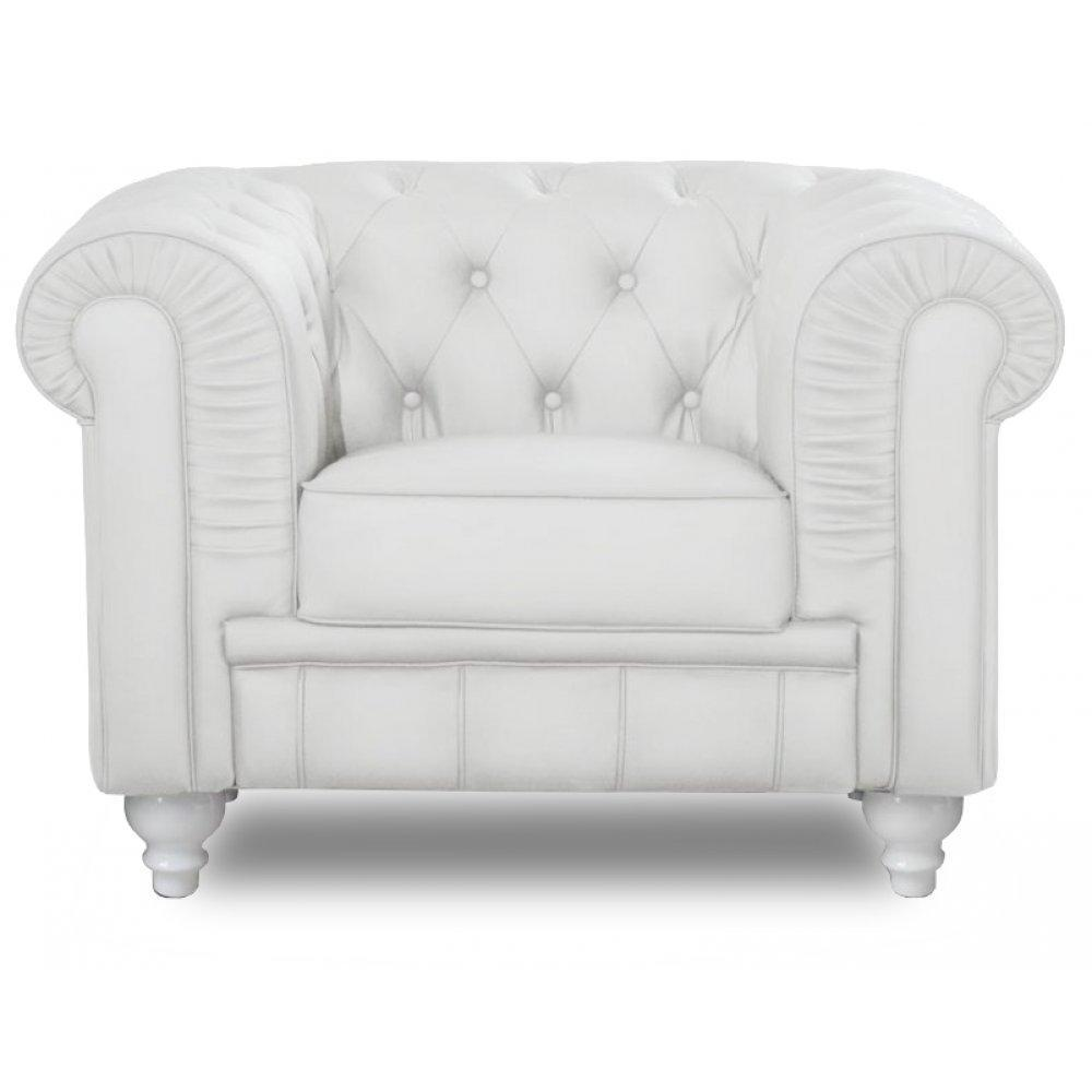 fauteuil blanc capitonne maison design. Black Bedroom Furniture Sets. Home Design Ideas