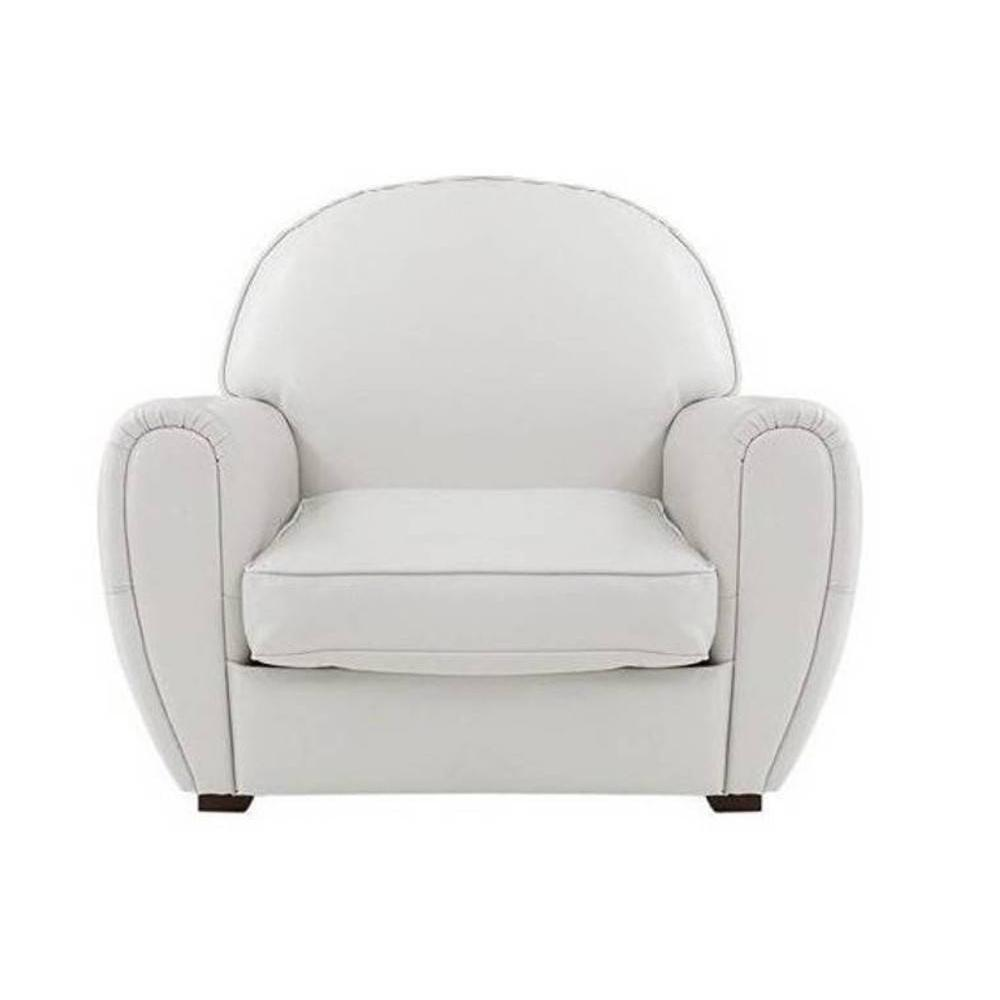 rapido convertibles canap s syst me rapido fauteuil club blanc en cuir recycl made in italy. Black Bedroom Furniture Sets. Home Design Ideas