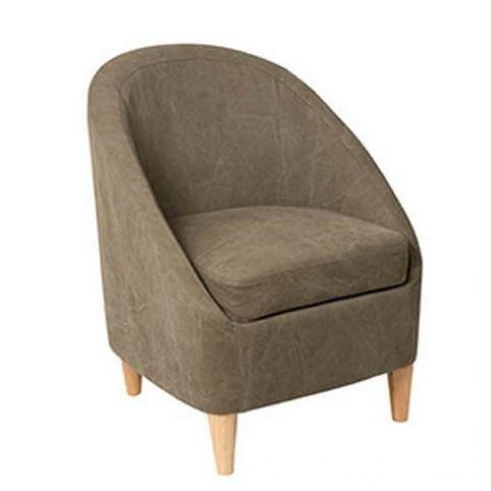 Fauteuils design canap s et convertibles petit fauteuil chic microfibre tau - Petits fauteuils design ...