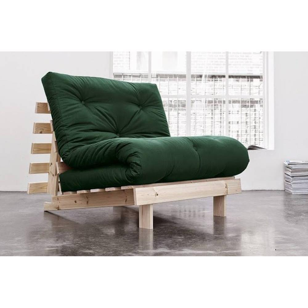 rapido convertibles canap s syst me rapido fauteuil bz style scandinave roots futon vert. Black Bedroom Furniture Sets. Home Design Ideas