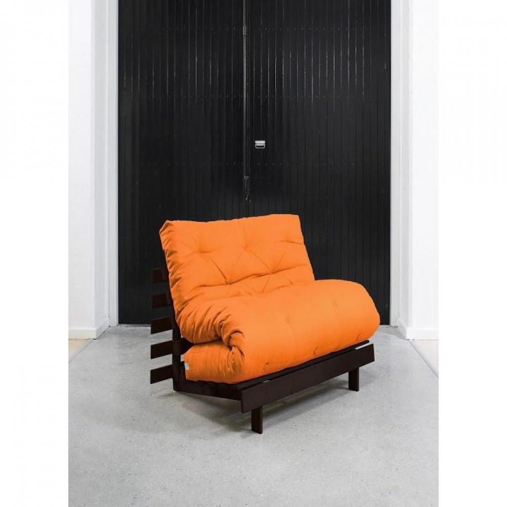 canap s convertibles canap s et convertibles fauteuil bz weng roots wengue futon orange. Black Bedroom Furniture Sets. Home Design Ideas