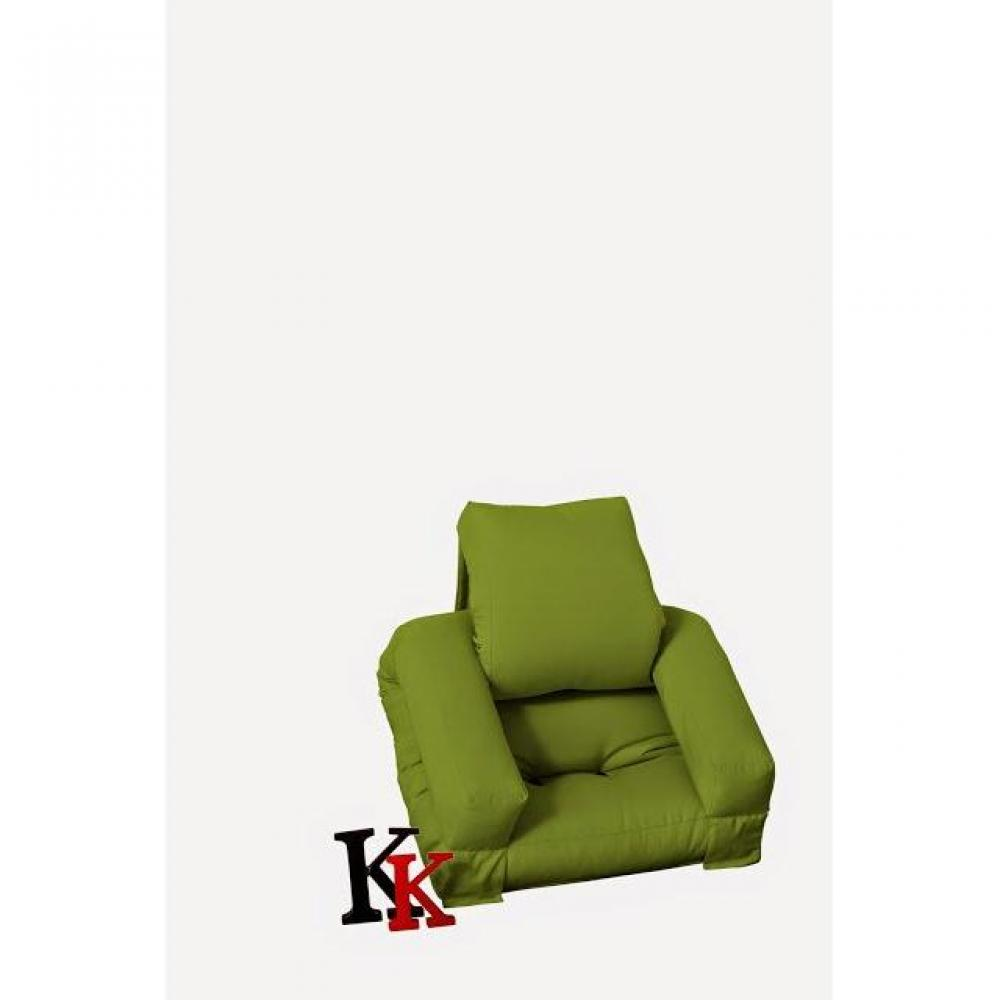 fauteuils convertibles canap s syst me rapido fauteuil enfant lit hippo futon vert lime. Black Bedroom Furniture Sets. Home Design Ideas