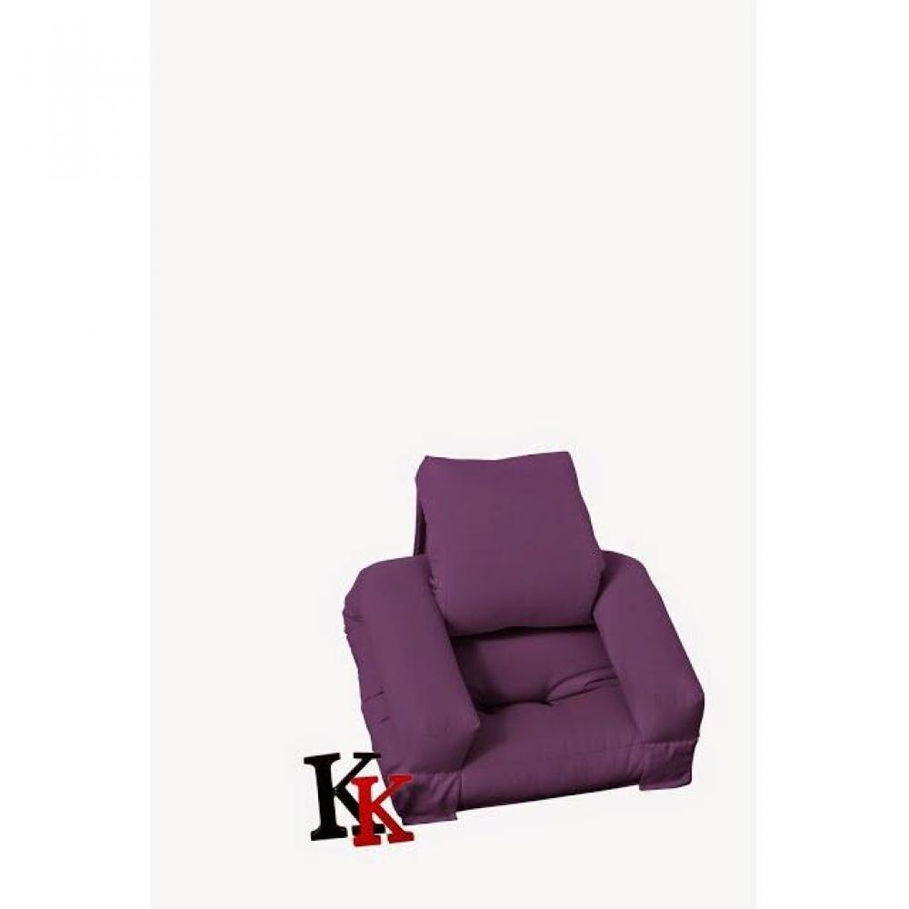 fauteuils convertibles canap s syst me rapido fauteuil enfant lit hippo futon violet couchage. Black Bedroom Furniture Sets. Home Design Ideas