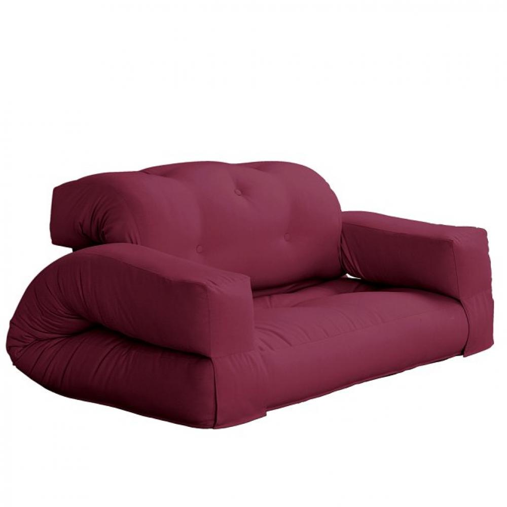 canap s convertibles canap s et convertibles fauteuil lit 2 places hippo futon bordeaux. Black Bedroom Furniture Sets. Home Design Ideas