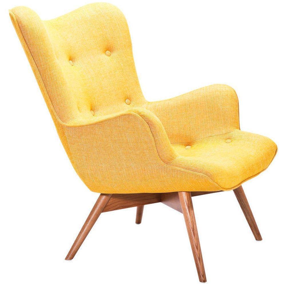 Fauteuils et poufs canap s et convertibles fauteuil angel jaune inside75 - Fauteuil jaune moutarde ...