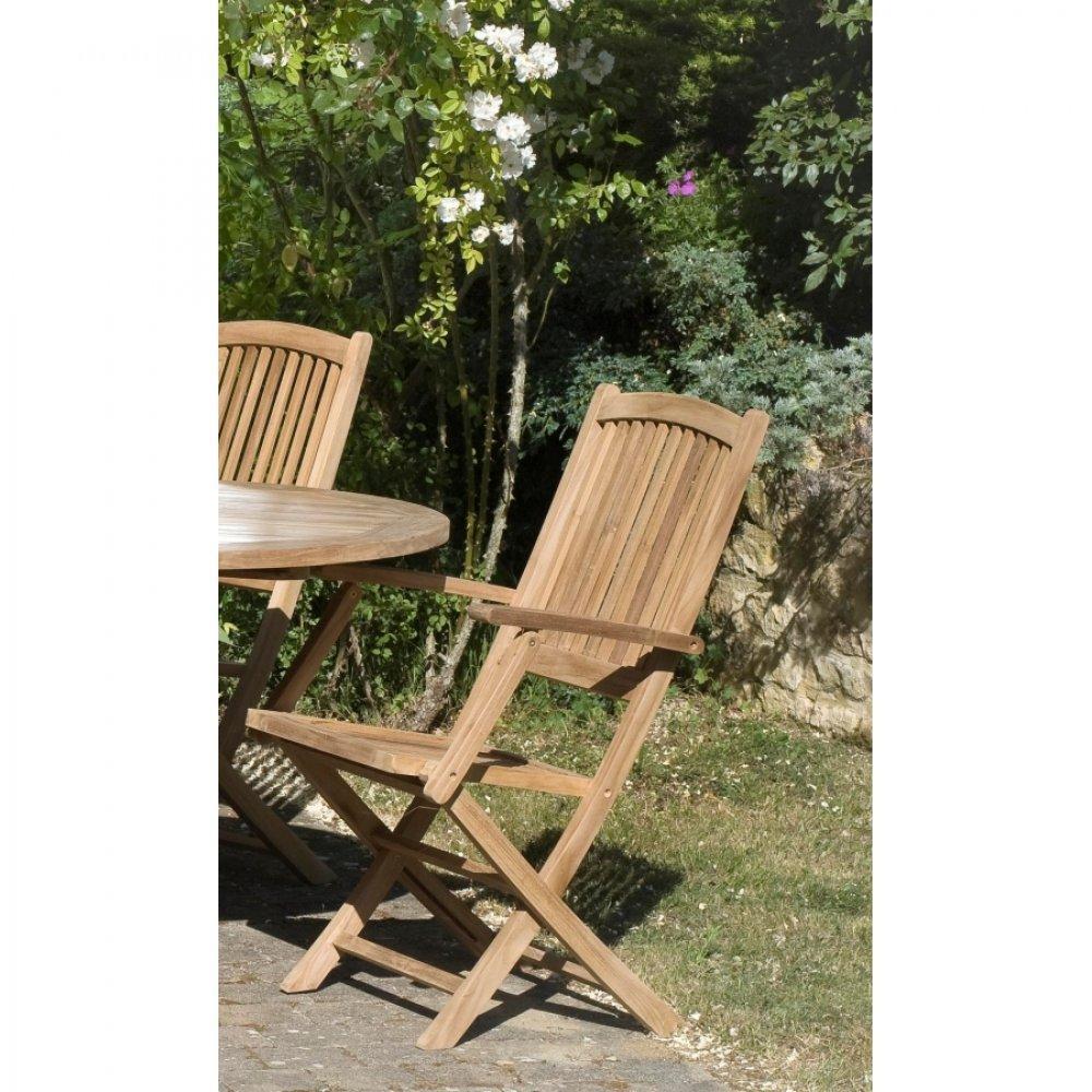 fauteuils design meubles de jardin fauteuil de jardin lombock en teck inside75. Black Bedroom Furniture Sets. Home Design Ideas