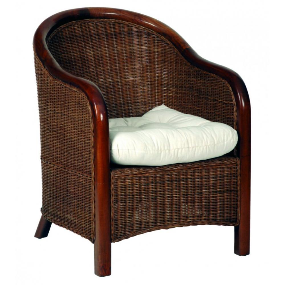 fauteuils design canap s et convertibles fauteuil maleko en rotin inside75. Black Bedroom Furniture Sets. Home Design Ideas