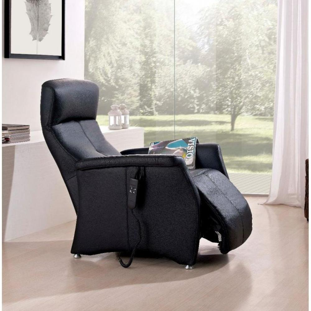 fauteuils relax canap s et convertibles kingston fauteuil relax lectrique bi moteur cuir. Black Bedroom Furniture Sets. Home Design Ideas