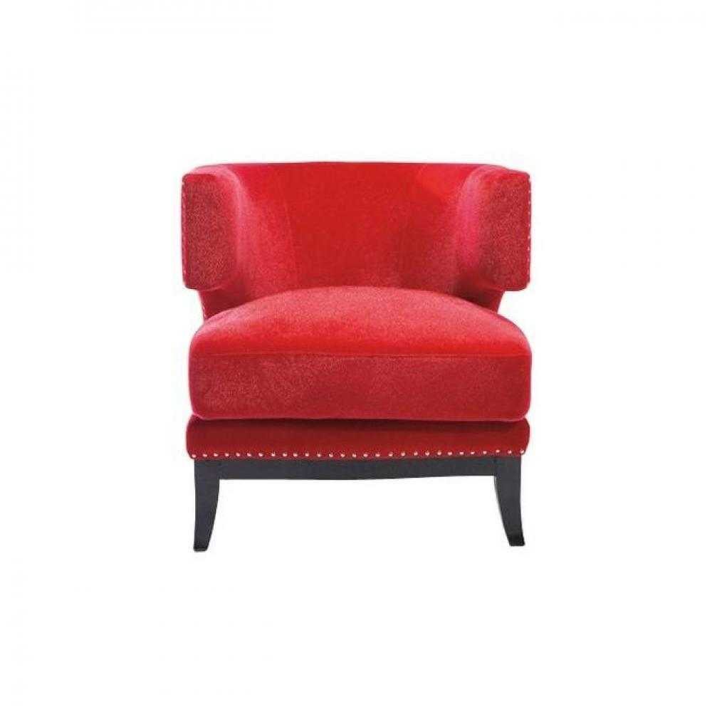 fauteuils et poufs fauteuils et poufs fauteuil prince velours rouge. Black Bedroom Furniture Sets. Home Design Ideas