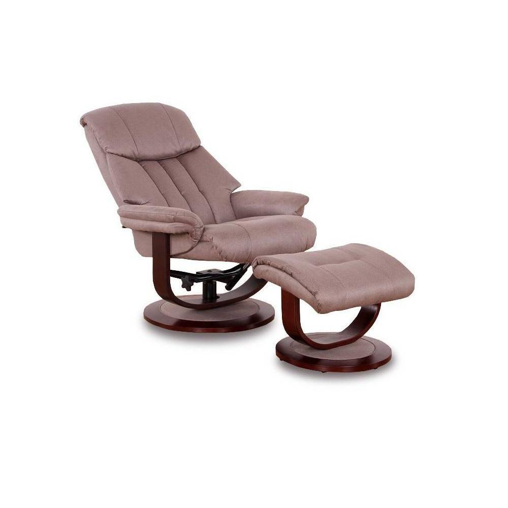 fauteuils relax canap s et convertibles affinity fauteuil relax avec repose pieds microfibre. Black Bedroom Furniture Sets. Home Design Ideas