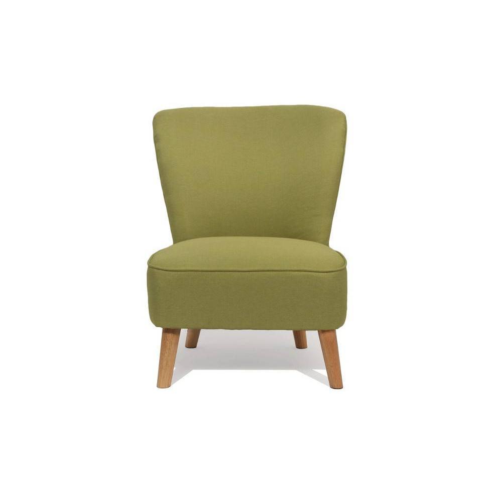 Fauteuils design fauteuils et poufs fauteuil scandinave s t vert lime ins - Fauteuil design suedois ...