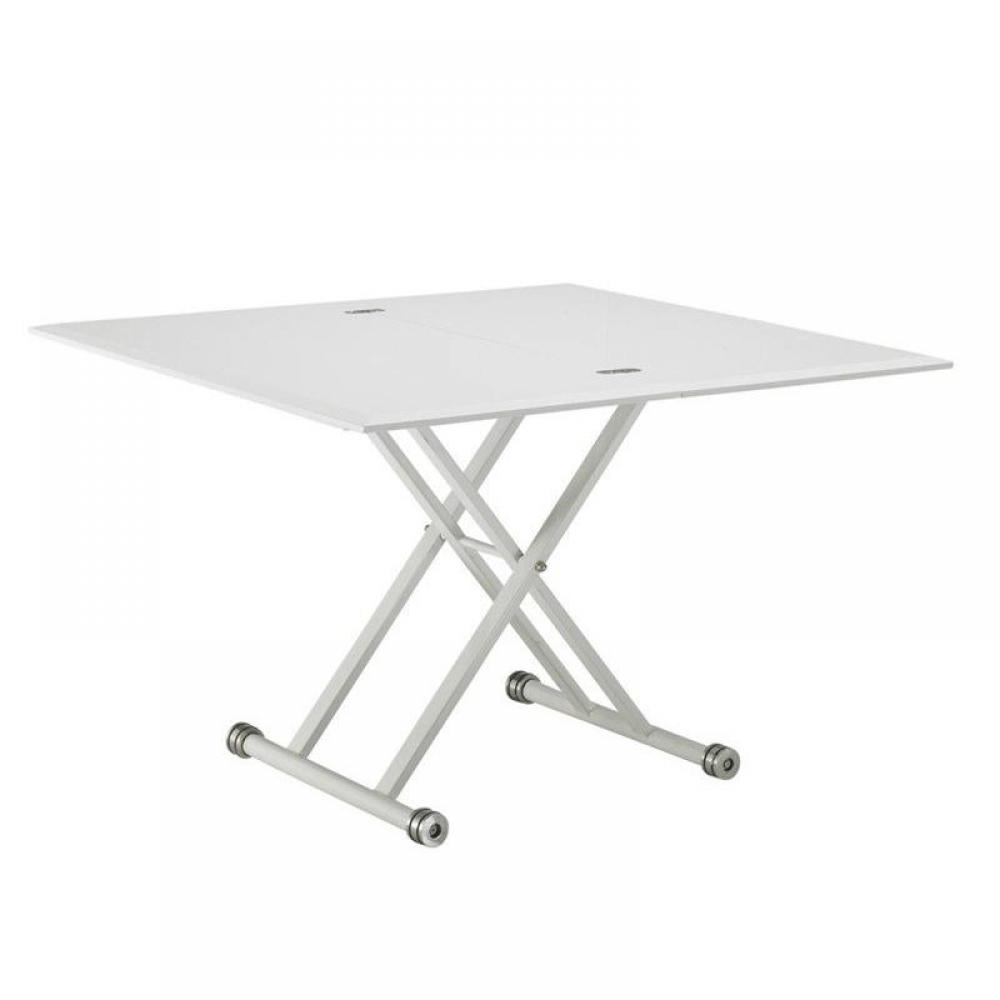 Table relevable petite dimension - Petite table basse relevable ...
