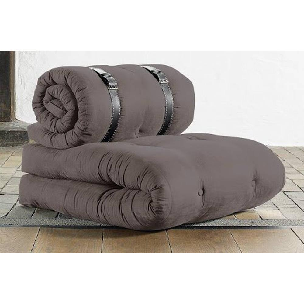 chauffeuse futon 1 place. Black Bedroom Furniture Sets. Home Design Ideas