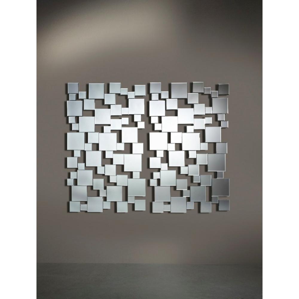 Miroirs meubles et rangements gizeh miroir mural design for Miroir fantaisie design