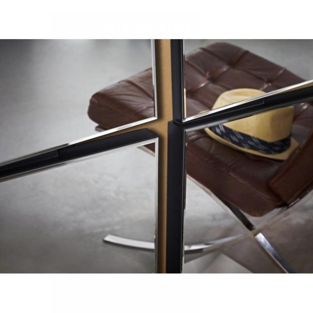 Miroirs meubles et rangements goodfellow miroir mural design en verre ins - Miroir design belgique ...