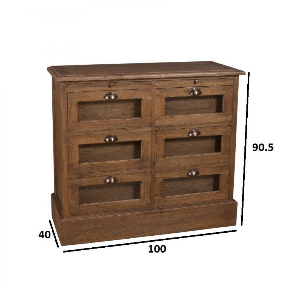 Commodes meubles et rangements grainetier laura 6 for Grainetier meuble