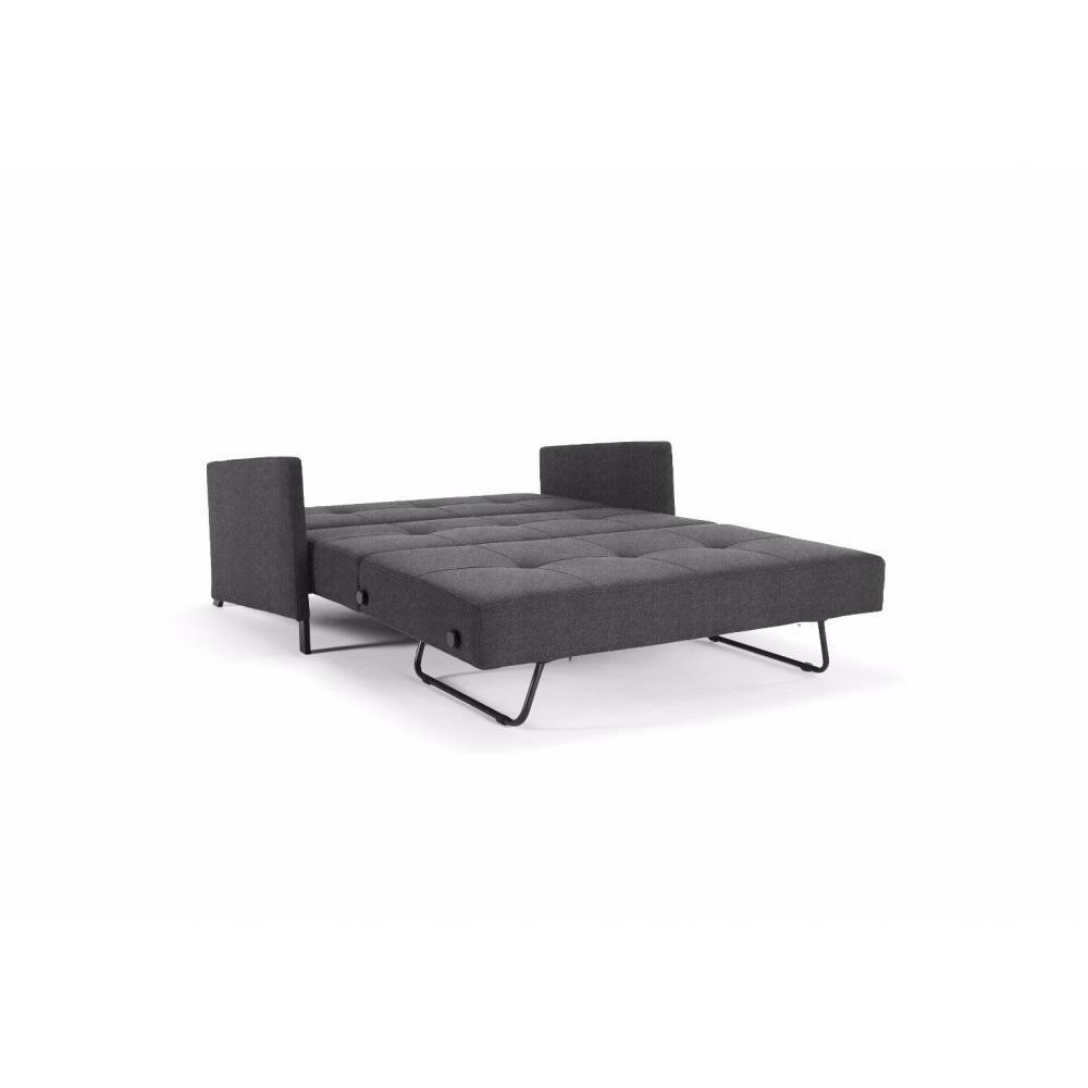canape convertible noir maison design. Black Bedroom Furniture Sets. Home Design Ideas