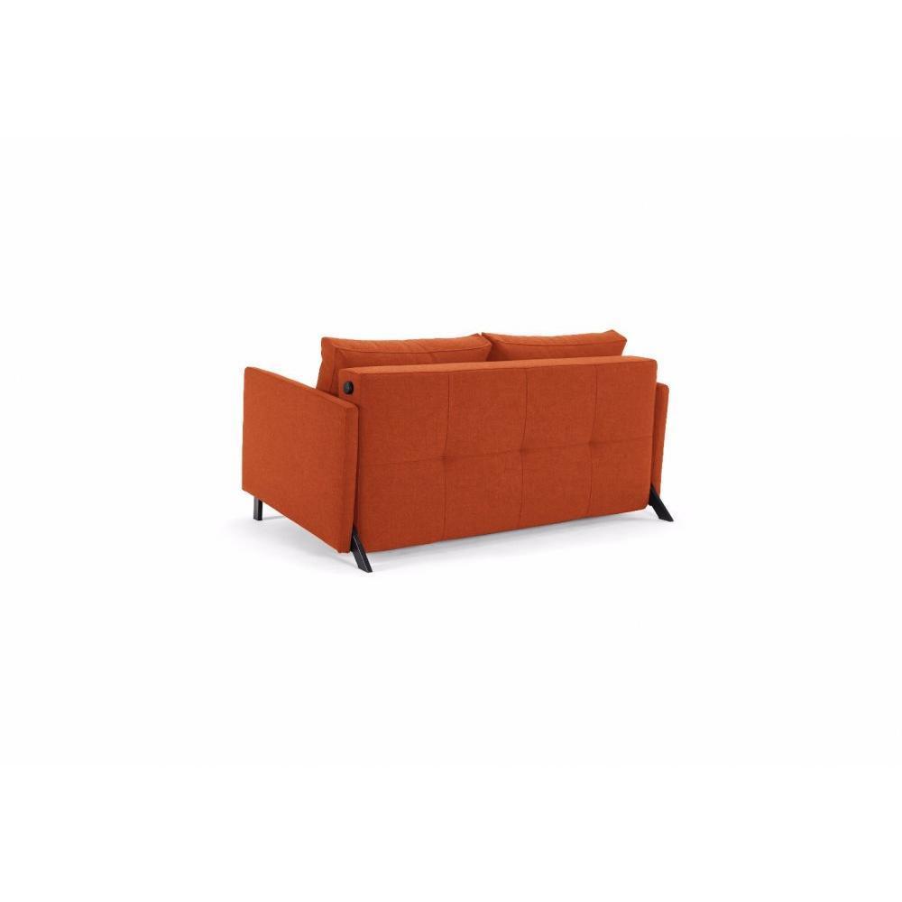 Canap s convertibles design canap s et convertibles innovation living canap - Canape convertible orange ...