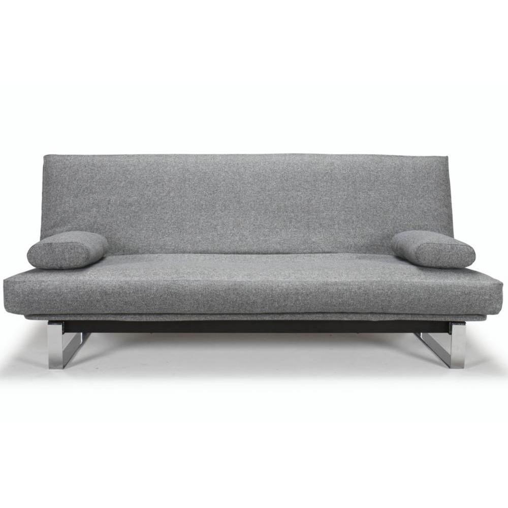canap s lits clic clac canap s et convertibles innovation living clic clac minimum gris. Black Bedroom Furniture Sets. Home Design Ideas