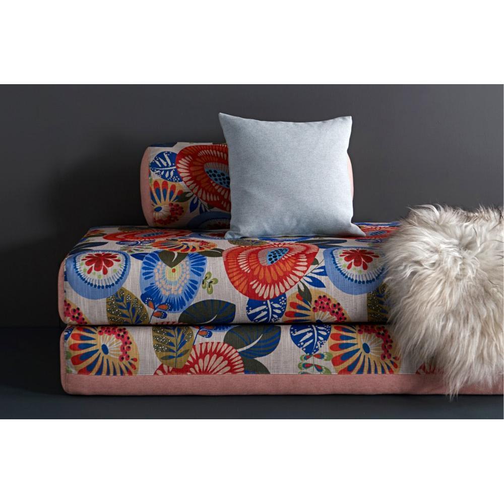 innovation living dulox flower m ridienne convertible lit 80 200cm par. Black Bedroom Furniture Sets. Home Design Ideas