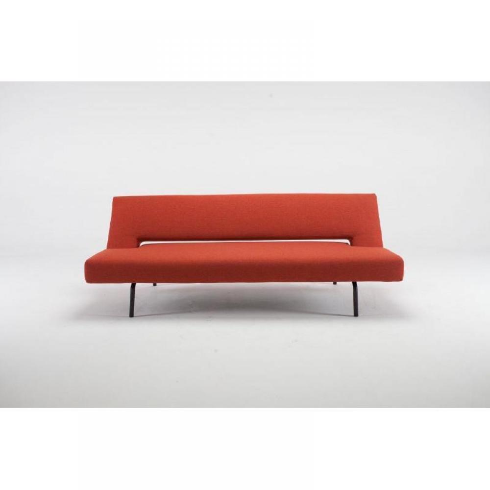 canape design orange. Black Bedroom Furniture Sets. Home Design Ideas
