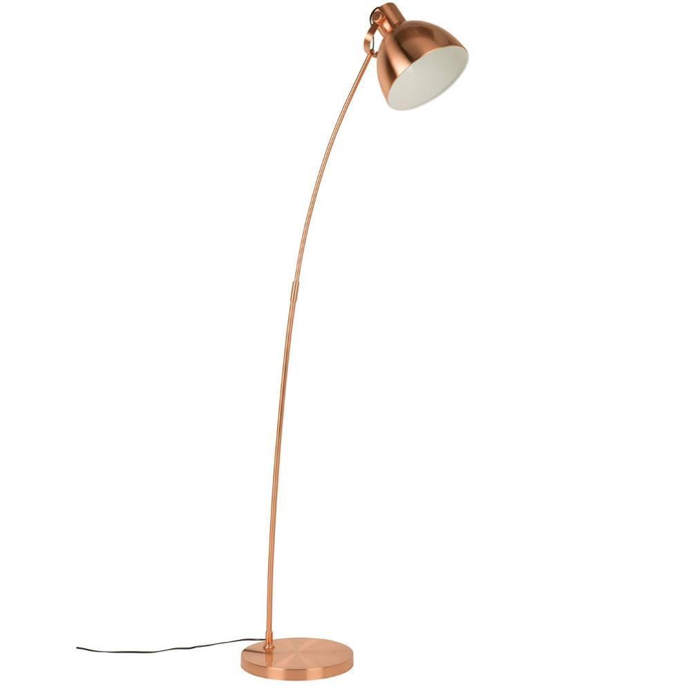 WHITE LABEL LIVING lampadaire BLUSH cuivré