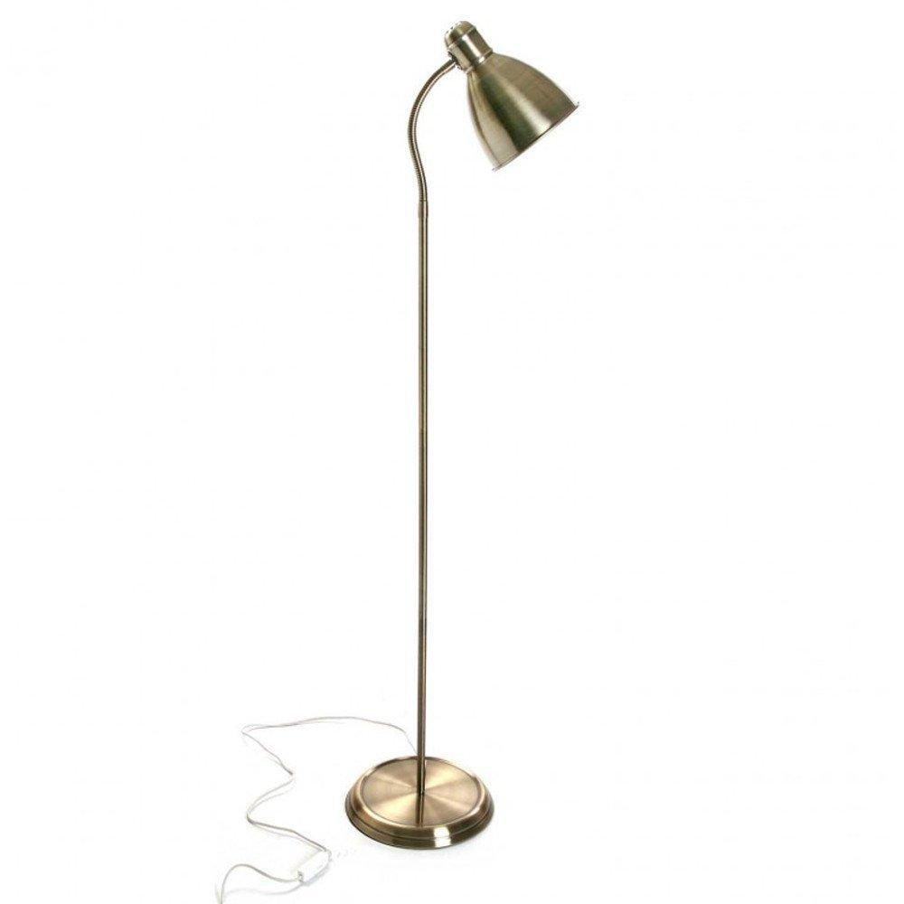 Lampadaires luminaires lampadaire laitonia en m tal - Lampadaire retro ...