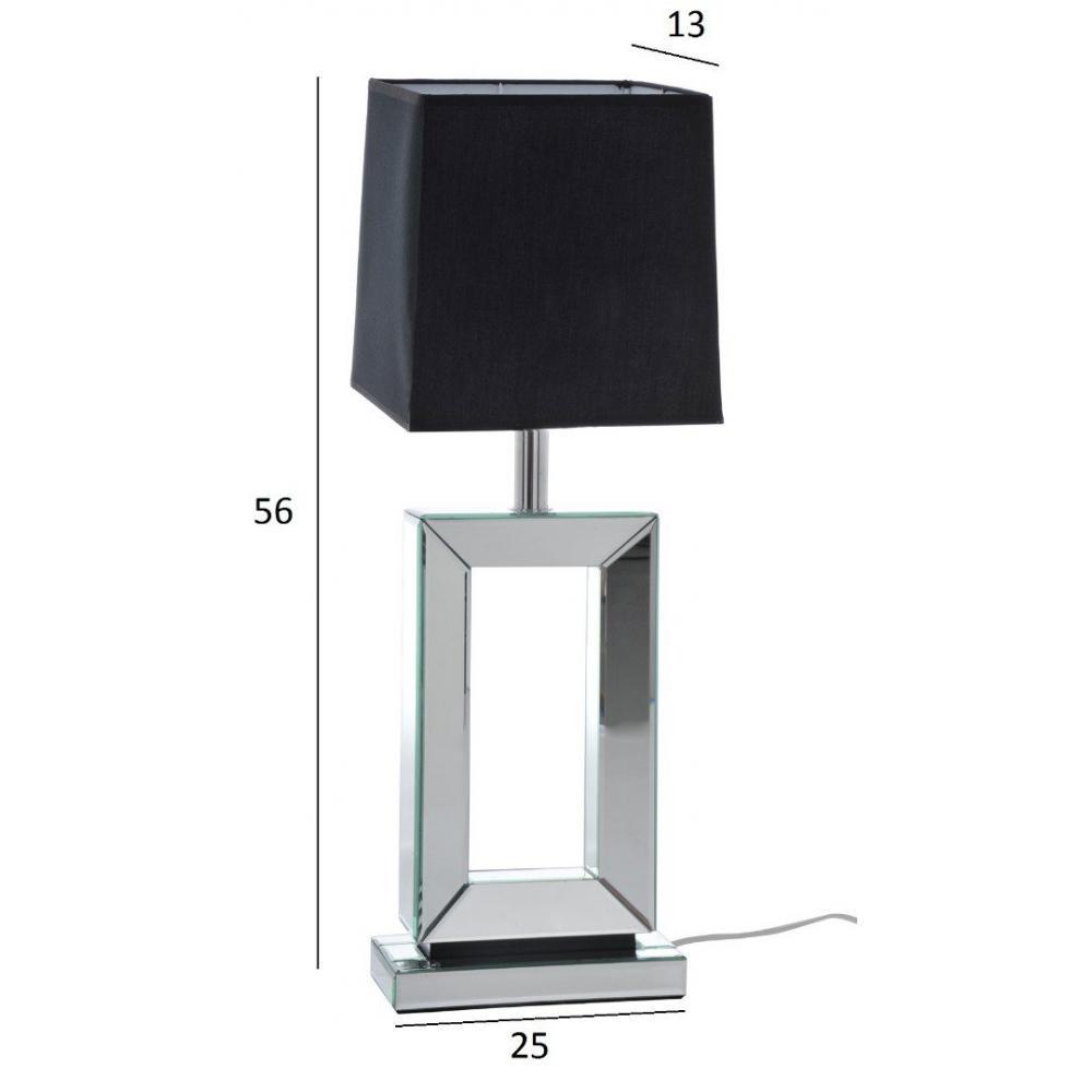 Lampes meubles et rangements lampe fenetre miroir abat for Lampe miroir
