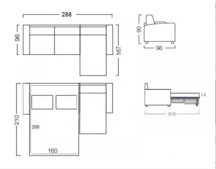 Commandez un canap d angle design pens pour votre salon