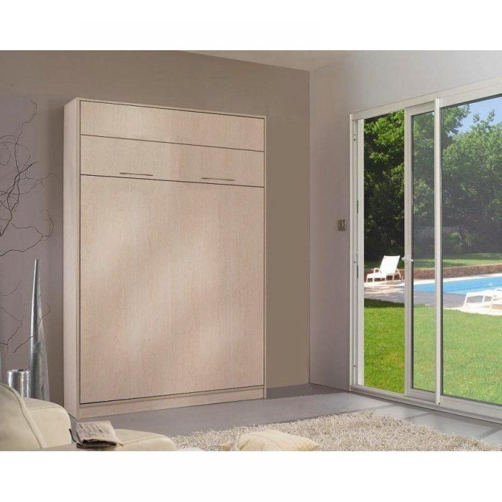 Armoire lit verticale armoires lits escamotables armoire for Armoire profondeur 45 cm