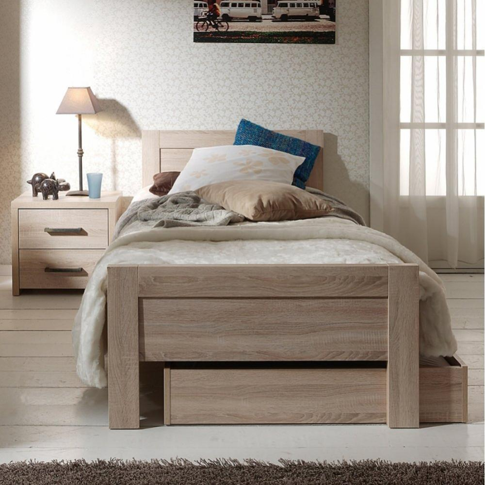 lits gigognes chambre literie chambre design aline en ch ne inside75. Black Bedroom Furniture Sets. Home Design Ideas