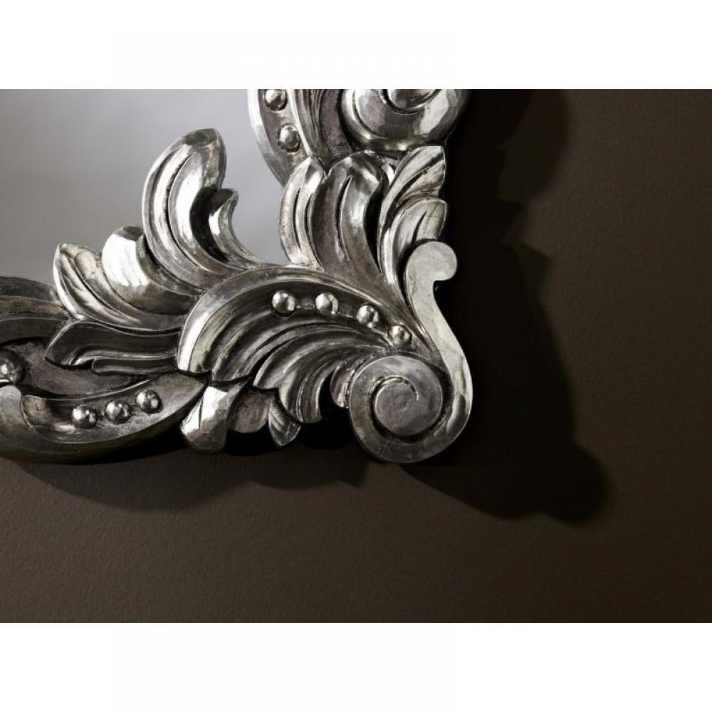 loliane miroir mural design couleur argent place du mariage. Black Bedroom Furniture Sets. Home Design Ideas